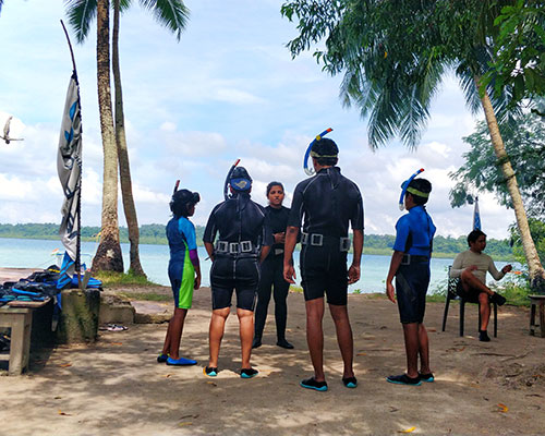 Bubble Maker Diving for Kids in Havelock Islands, Andaman   PADI Scuba Dive Resort   Best Scuba Diving in Havelock