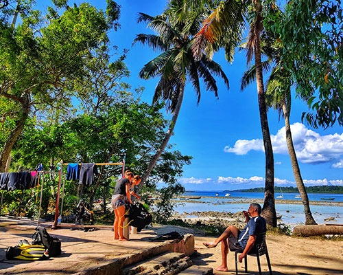 Dive Master course in Havelock Islands, Andaman     PADI certification courses   Learn Scuba Diving