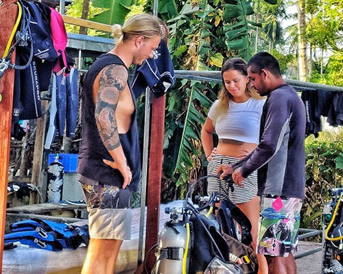 Open Water Diver course in Havelock Islands, Andaman     PADI certification courses   Learn Scuba Diving