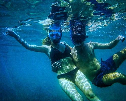 Snorkeling for family in Havelock Islands, Andaman | PADI Scuba Dive Resort| Best Scuba Diving in Havelock