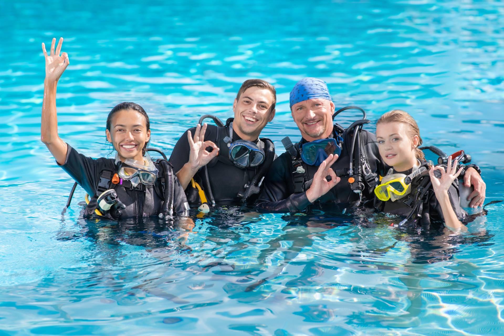 Try Dive in Havelock Islands, Andaman | PADI Scuba Dive Resort| Best Scuba Diving in Havelock