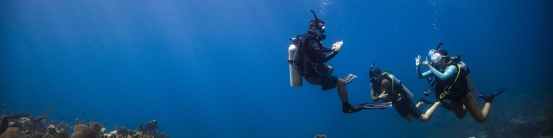 Scuba Diving Courses in India | Dive School in India | PADI certification courses | Learn Scuba Diving in Havelock