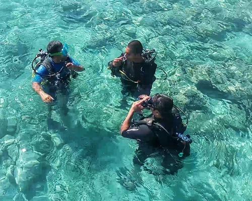 Discover Scuba Dive in Havelock Islands, Andaman | PADI Scuba Dive Resort| Best Scuba Diving in Havelock