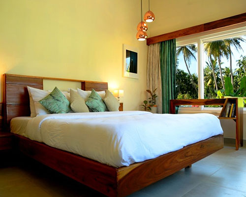 Deluxe Room | Comfortable Beach Side Accommodation in Havelock | Gypsy Divers Dive Resort