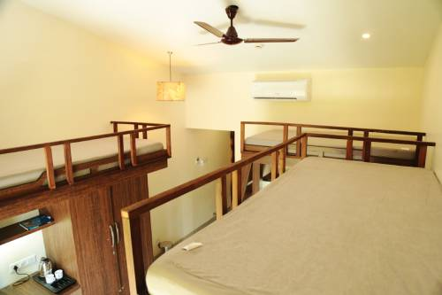 Shared Dorms | Comfortable Beach Side Accommodation in Havelock | Gypsy Divers Dive Resort